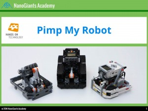 Pimp My Robot (Cover)