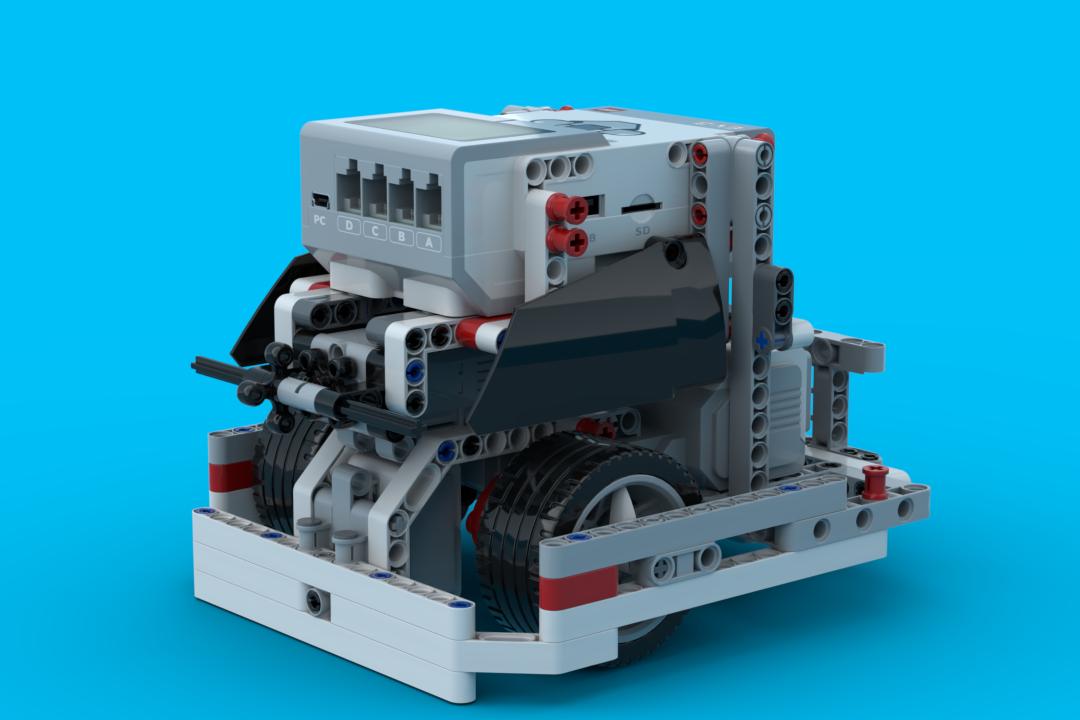 190914 FLL Minimal Bot 2019